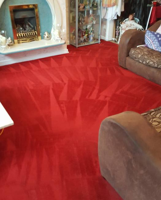 Professional Carpet Cleaning Burnley